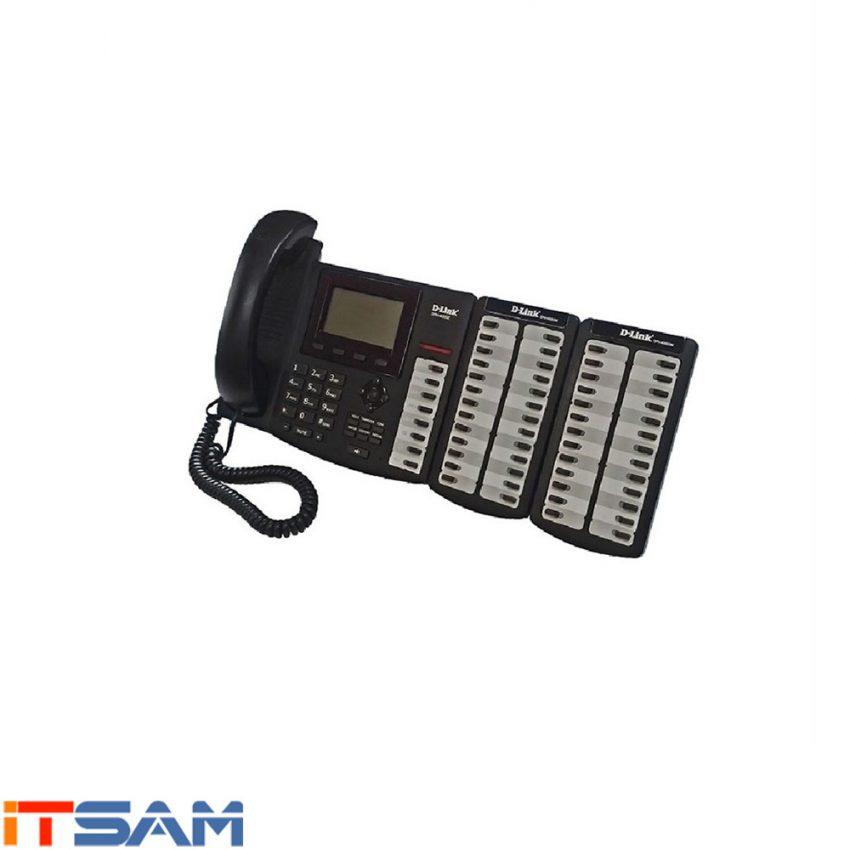 تلفن تحت شبکه دی-لینک مدل DPH-400SE-B-F4